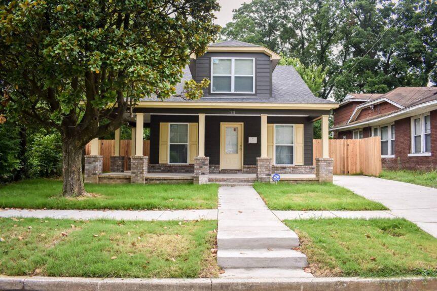 916th Street Property Renovation